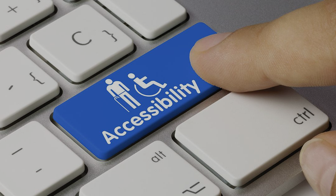 Web accessibility : Develop a web, that every individual can ...